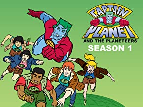 Captain Planet and the Planeteers Season 1