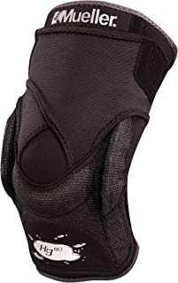 Mueller Hg80 Euro Hinged Knee With Kevlar, Small, Black