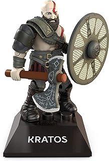 Mega Construx Pro Builder God of War Kratos Figure