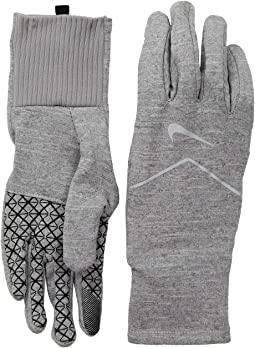 Heathered Sphere Running Gloves