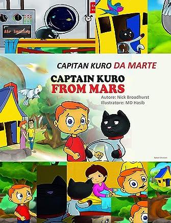 CAPITAN KURO DA MARTE: Captain Kuro From Mars