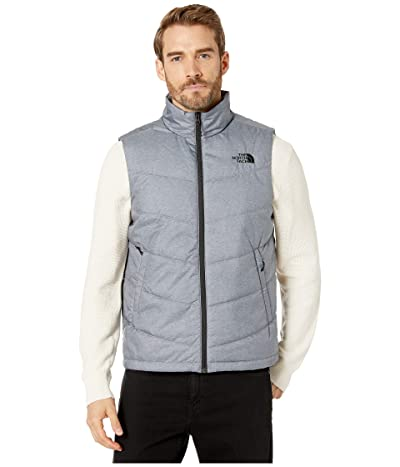 The North Face Junction Insulated Vest (TNF Medium Grey Heather) Men