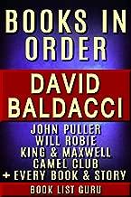 Best read david baldacci books in order Reviews