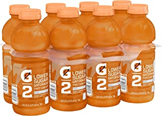 Gatorade G2, Orange, 8 Pack, 20 oz each