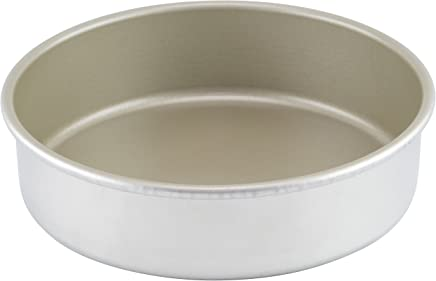American Kitchen Cookware Round Nonstick Cake Pan, 9 Inch