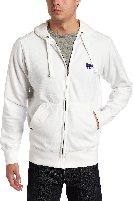 NCAA Kansas New mail order State Wildcats Men's Hoodie Sales results No. 1 Full Zip