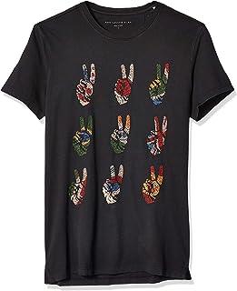 John Varvatos Star USA Men's Multi Peace Hand