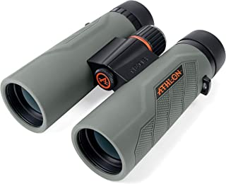 Athlon Optics Neos G2 HD Binocular - 8x42, Gray, Black