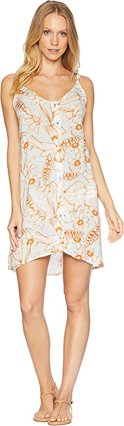 Get Real Short Dress Cover-Up