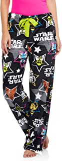 Star Wars Stars Superminky Fleece Sleep Pants