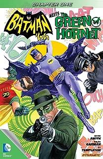 Batman '66 Meets the Green Hornet #1 (Batman '66 Meets the Green Hornet)