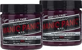 Best plum purple manic panic Reviews