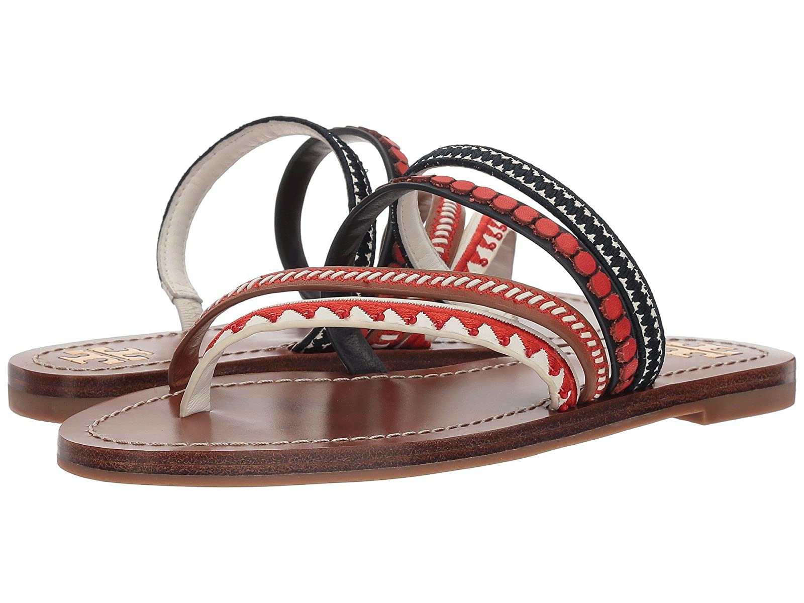 Tory Burch Patos Embroidered SandalCheap and distinctive eye-catching shoes