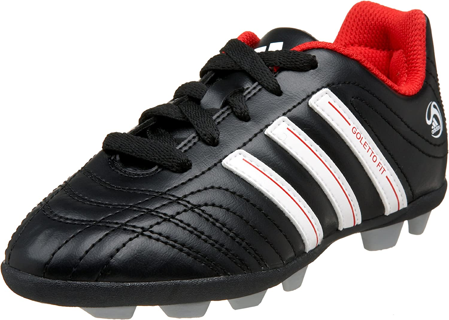 adidas Toddler//Little Kid Goletto Fit TRX HG Soccer Shoe