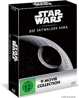 Star Wars: Die Skywalker Saga - 9 Movie Collection [Alemania] [DVD]
