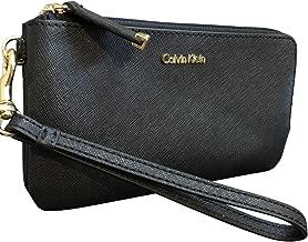 Best calvin klein saffiano leather wristlet Reviews