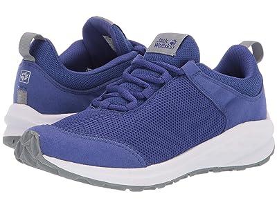 Jack Wolfskin Kids Coogee Low (Little Kid/Big Kid) (Active Blue) Kids Shoes