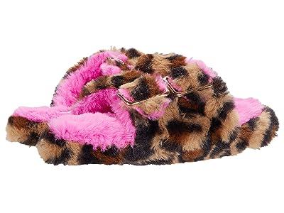 Steve Madden Kids Around (Little Kid/Big Kid) (Leopard) Girls Shoes