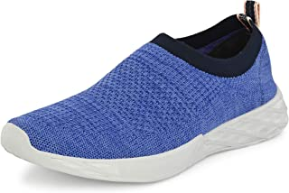 Bourge Men's Moda-4 Slip-On Shoes