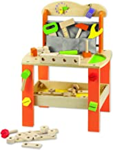 Classic Toy Tool Bench, Multicolor