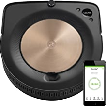 iRobot Roomba s9 (9150) Robot Vacuum- Wi-Fi Connected, Smart Mapping, Powerful Suction, Works with Alexa, Ideal for Pet Hair, Carpets, Hard Floors, Corners