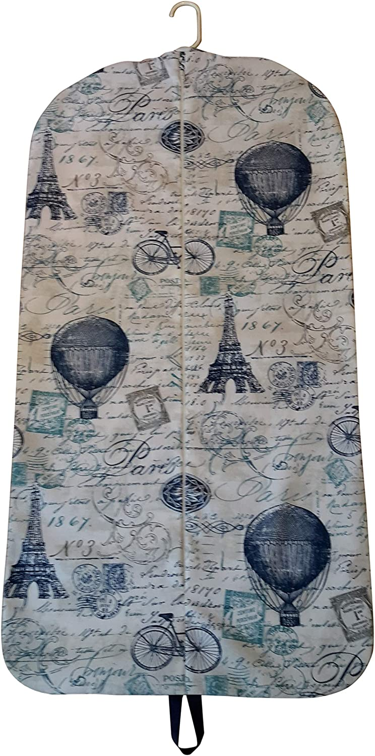 Carry It Well Women's Hanging Garment Today's only NEW Hot Bag Air Balloon Print