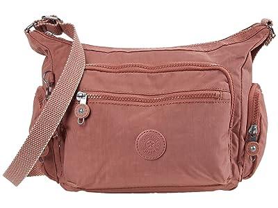 Kipling Gabbie Small Crossbody Bag (Kind Rose) Handbags