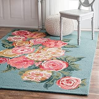 Best floral bouquet rug Reviews