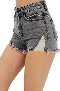 Casual Mujer Marca Pantalon Basico Ropa Retro Vintage Rock Vestir Moda Deportivo Slim Fit Designer Fashion Pantalones Cortos