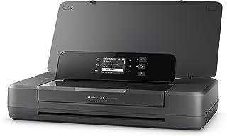 HP OfficeJet 200 Mobiler Tintenstrahldrucker (A4, Drucker, WLAN, HP ePrint, Airprint, USB, 4800 x 1200 dpi) schwarz