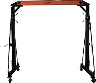 portable a frame lifting gantry