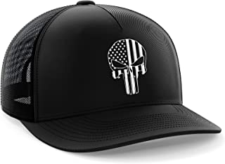 Tactical Pro Supply American Flag Snapback Hat
