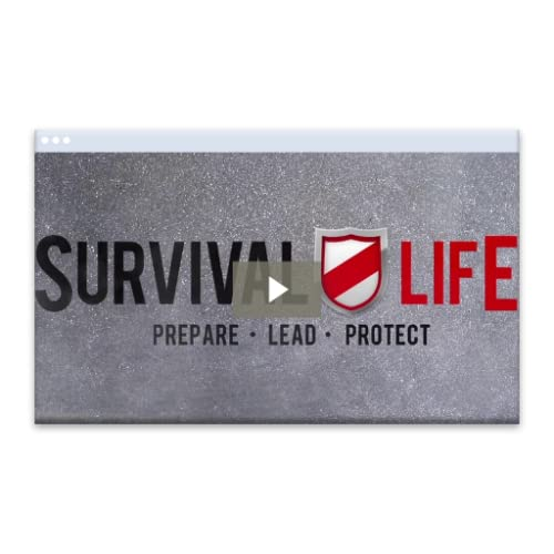 Survival Credit Card Knife & Family Protection Plan