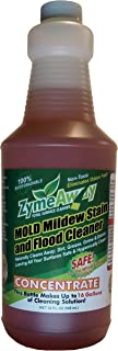 ZymeAway Flood Water & Mold Stain Cleaner, 32 Fl. Oz. - Purchase up to 4 Quarts