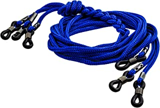 Glasses cord - glasses chain - spectacle strap - approx. 27.5 '' - available in a variety of colours, in packs of 3 or 6