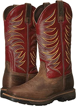 Ariat - Workhog Wide Square Toe Tall II
