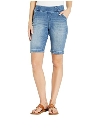 Jag Jeans Gracie Pull-On Bermuda Shorts (Horizon Blue) Women