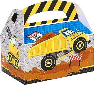 BirthdayExpress Construction Empty Favor Boxes (4)