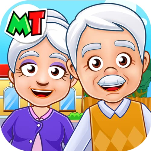 My Town : Grandparents Play home Fun Life Game