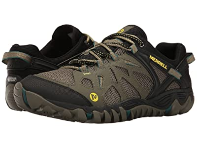 Merrell All Out Blaze Aero Sport (Dusty Olive) Men