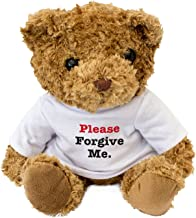 NEW - PLEASE FORGIVE ME - Cute And Cuddly Teddy Bear - Sorry Gift Present