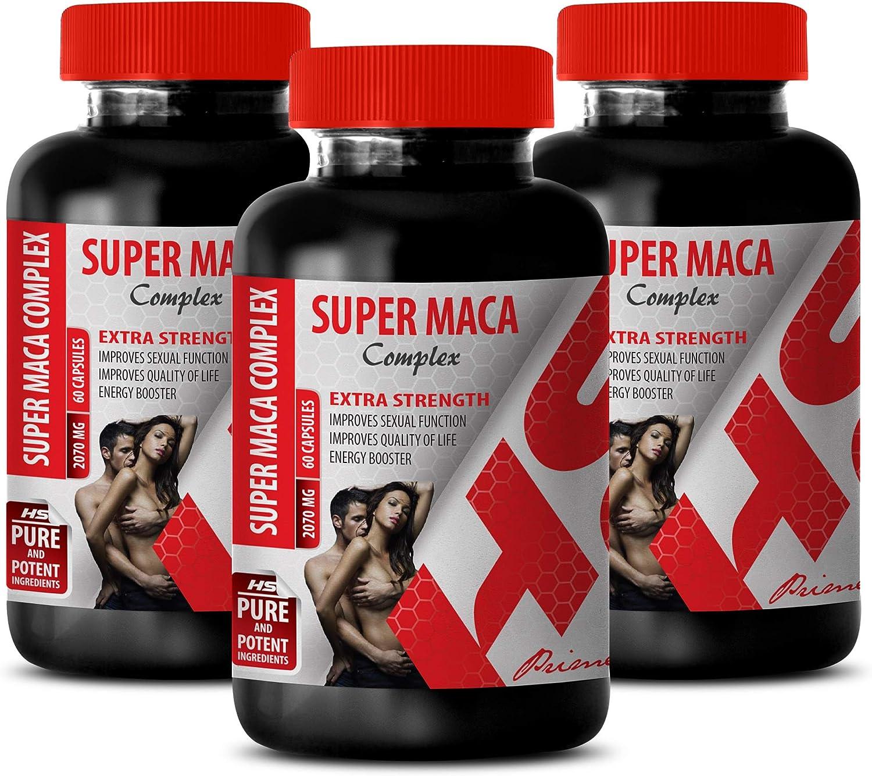 Male libido Very popular! Enhancement - Super MACA Extra Mg Complex Str Excellence 2070