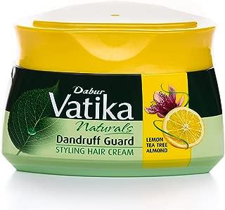 Vatika Dabur Naturals Dandruff Guard Styling Hair Cream 140 Ml