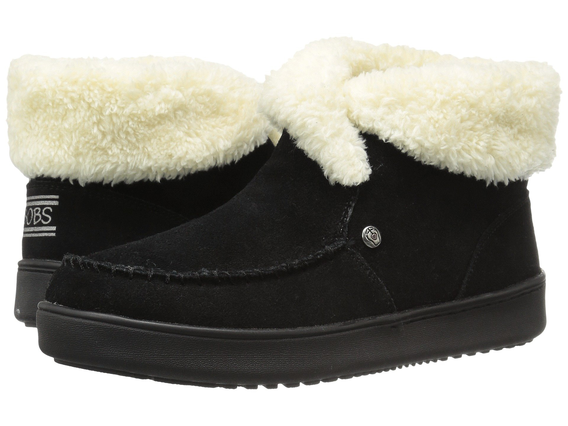 Zapato de Descanso para Mujer BOBS from SKECHERS Cozy High - Mittens  + SKECHERS en VeoyCompro.net