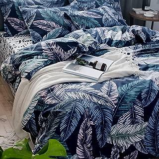 GOOFUN Duvet Cover Bedding Sets Comforter Covers Duvets 1 Duvet Cover 2 Pillowcases Full Queen Size (D36Q)