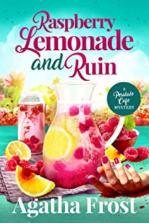 Raspberry Lemonade and Ruin: A cozy murder mystery full of twists (Peridale Cafe Cozy Mystery Book 23)