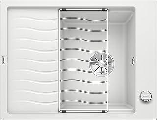 Blanco 524834 Elon - Fregadero de cocina, 524818