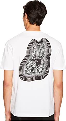 McQ - Bunny Be Here Dropped Shoulder Tee