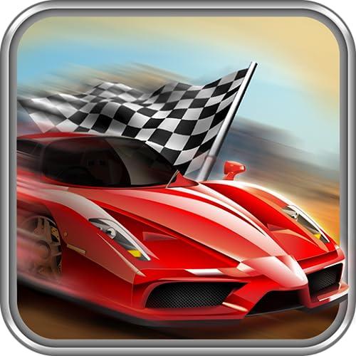 Juego de carreras para niños : coche juego de carreras para los niños con vehículos increíbles ! sencillo y divertido