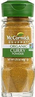 MC CORMICK POWDER CURRY ORG 1.75OZ